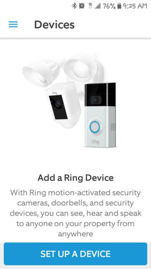 Free ring doorbell for Sale in Jacksonville, FL