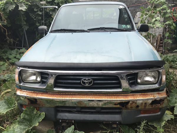 1996 Toyota Tacoma 4x4 Extended Cab Pickup Truck For Sale