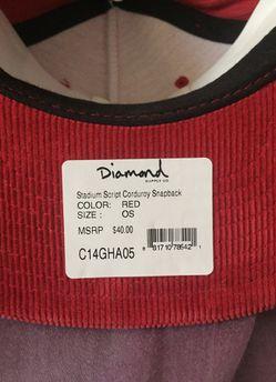 $10 Diamond grizzly grip tape snapback hat Thumbnail