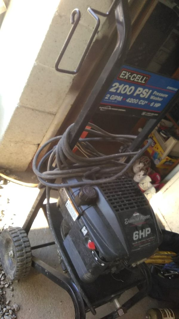 New and Used Pressure washer for Sale in Birmingham, AL