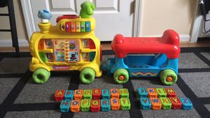 Vtech Alphabet Train for Sale in Frederick, MD