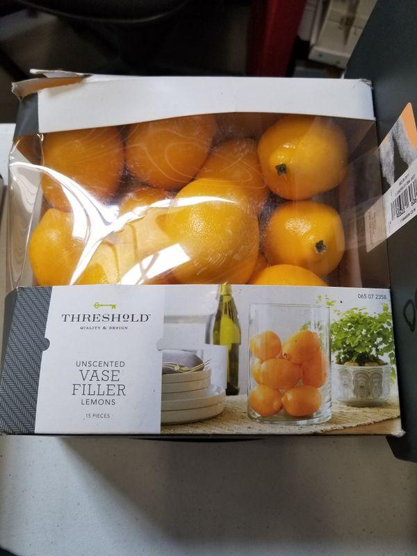 Lemon Vase Filler For Sale In Depew Ny Offerup