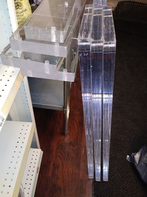 Plexiglass/Bulletproof for Sale in Forest Heights, MD