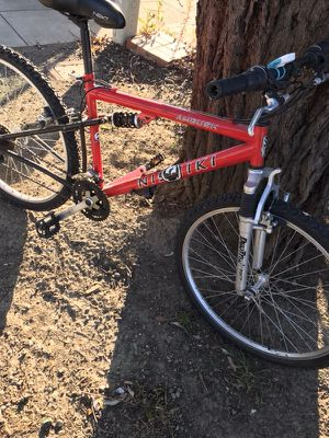 Nishiki Ambush full suspension bike for Sale in Milpitas, CA