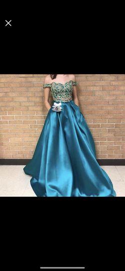 Pageant Dress Thumbnail