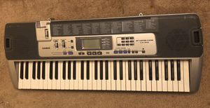 Casio Keyboard for Sale in San Leandro, CA