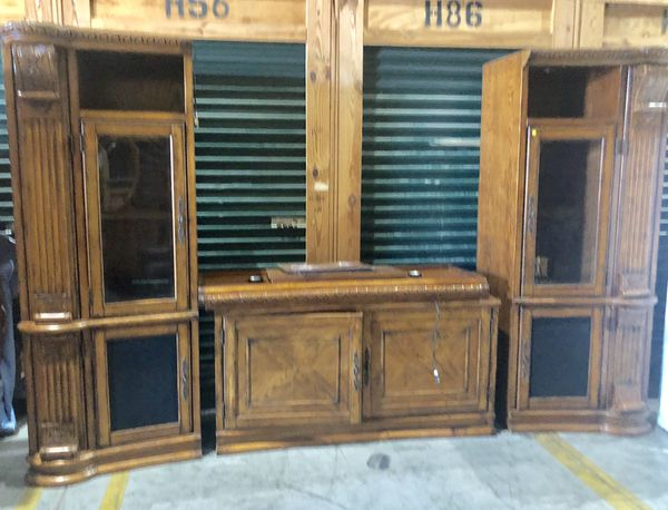 Designer Tommy Bahama Style Wall Unit for Sale in Naples ...