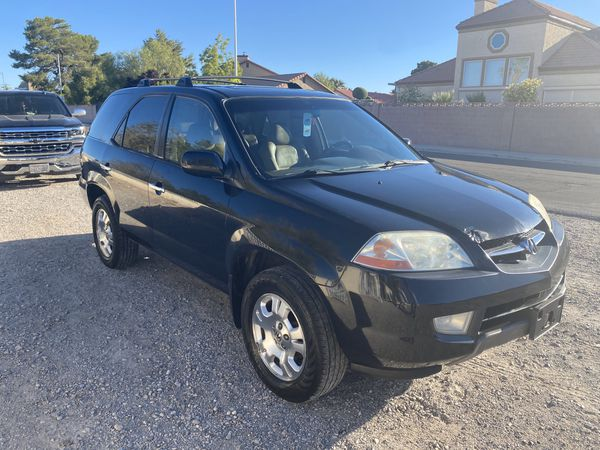 2002 Acura Mdx For Sale In Las Vegas  Nv
