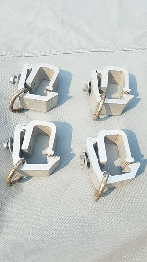 Clamps for truck cap/camper set of 4 for Sale in Everett, WA