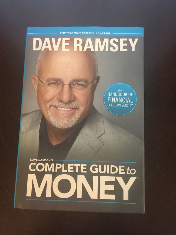 $5 DAVE RAMSEY Complete Guide to MONEY book New for Sale in Fresno, CA -  OfferUp