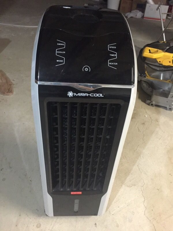 mira cool portable air cooler heater unit for sale in norristown
