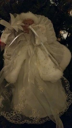 Tree topper angel for Sale in Marysville, WA