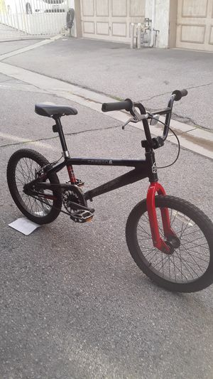 Photo Huffy carbon c2 XL 20 inch 1997 bmx bike 1 owner all original rarest bike on offer up 200 takes mint condition