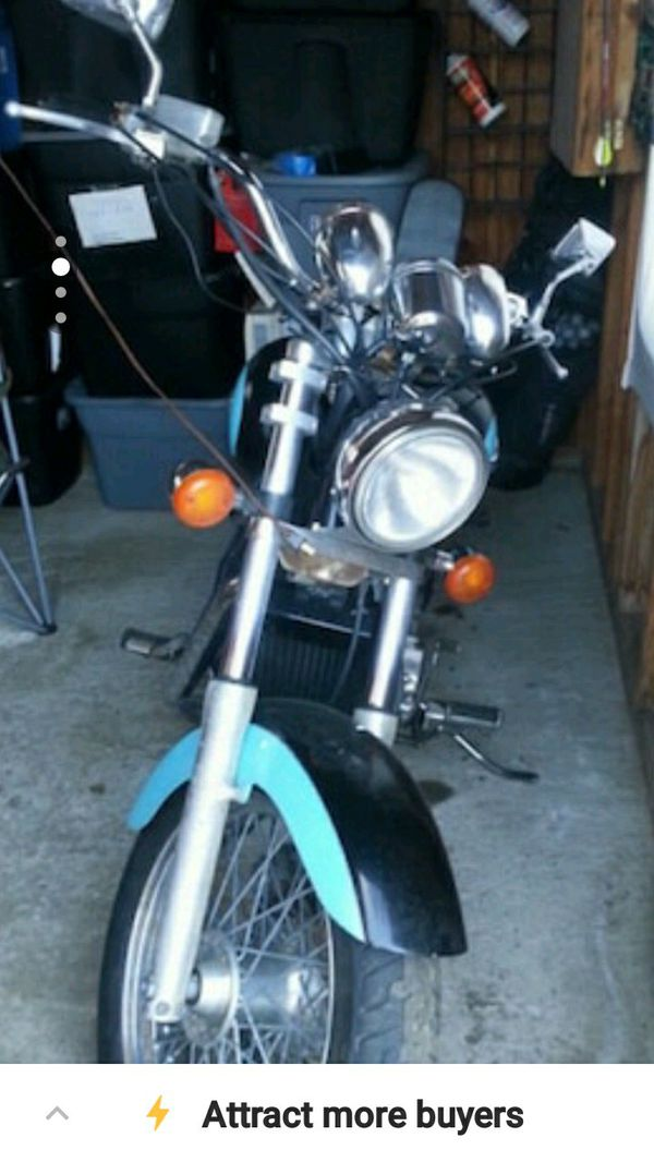 96 Honda Shadow Vt1100 C2 For Sale In Fitchburg Ma Offerup
