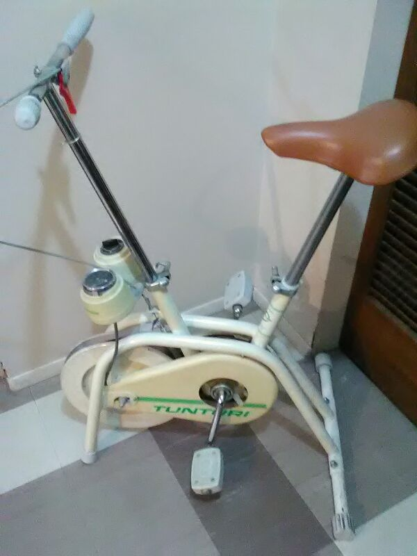Vintage Tunturi Exercise Bike For Sale In Seattle Wa
