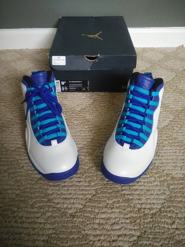 fabd47e3c96f71 Air Jordan Retro 10 cha city pack for Sale in District Heights