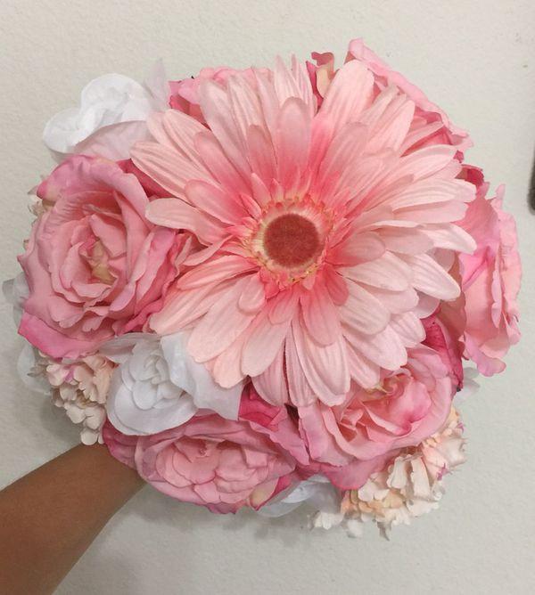 Wedding/Quinceañera Natural Bouquet/Ramo de novia/flores/flowers for ...