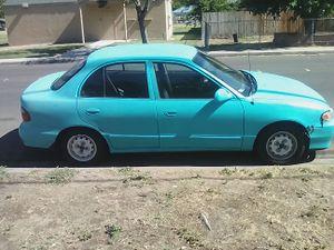 99 Hyundai Accent For Sale In Turlock CA
