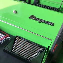 Snap On Wrench Set Metric Thumbnail