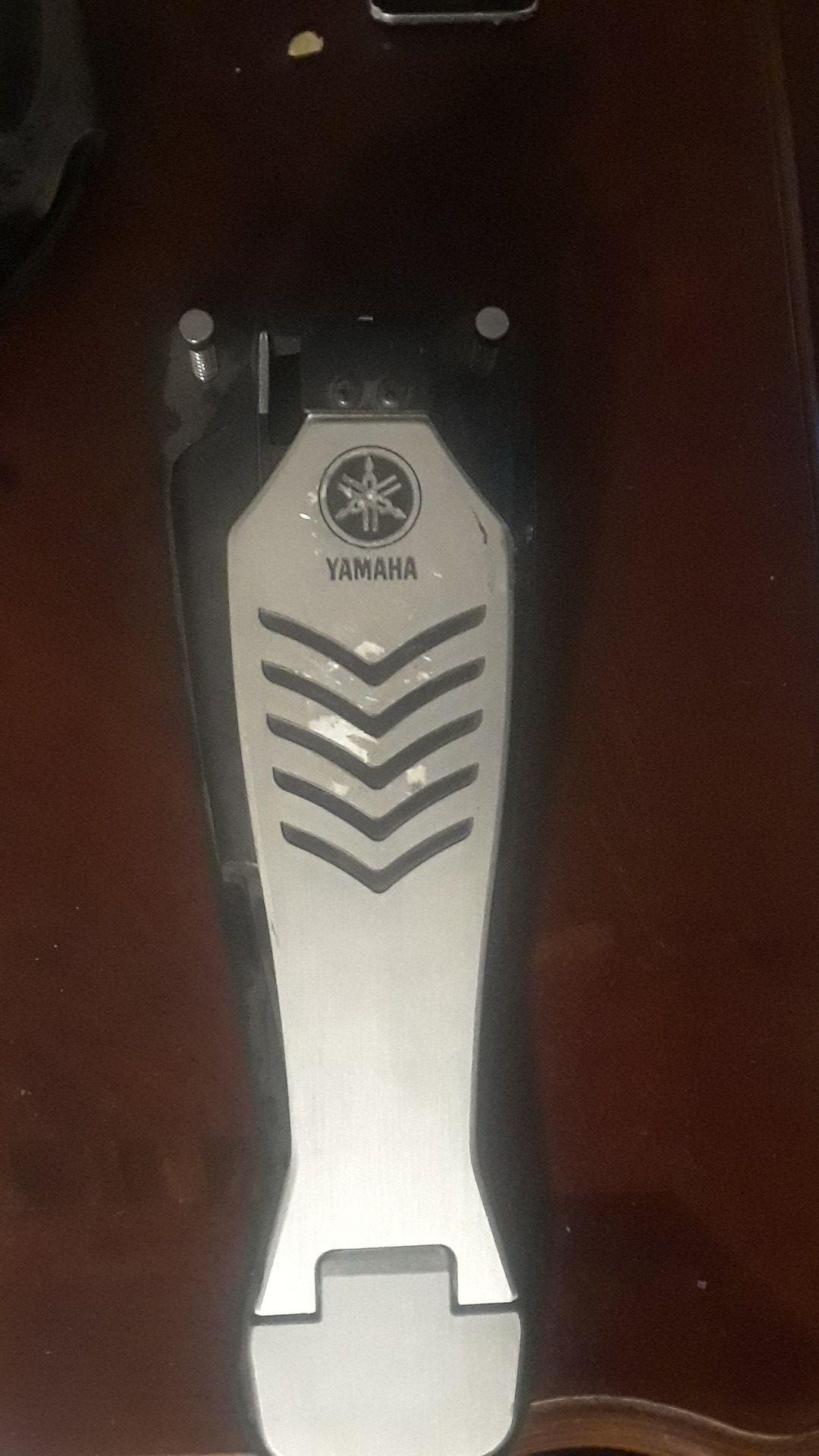 Yamaha electric drum stomp