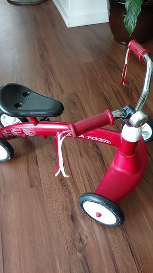 Radio flyer tricycle for Sale in Manassas, VA