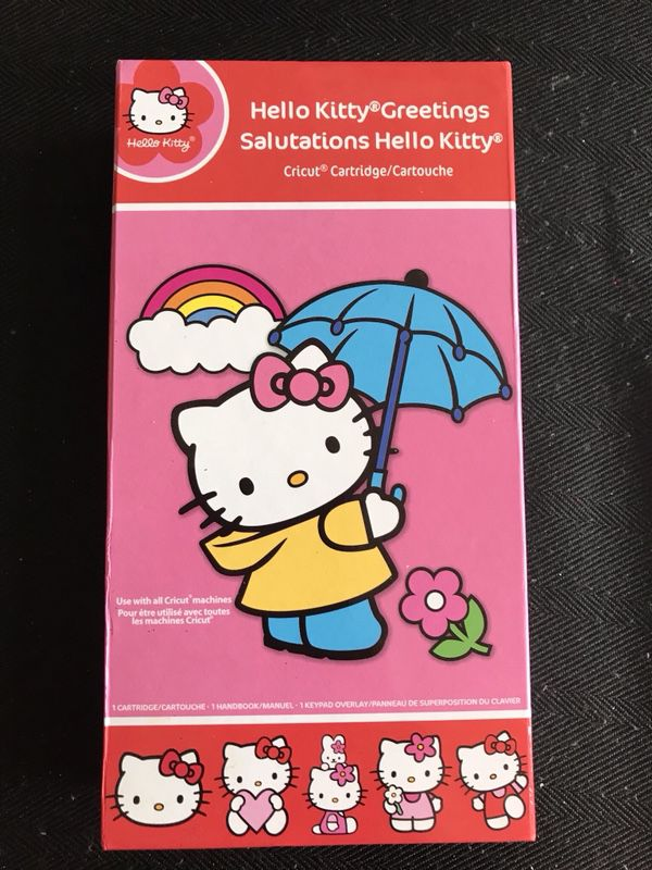 Hello kitty cricut cartridge for sale in elmwood park il offerup open in the appcontinue to the mobile website m4hsunfo