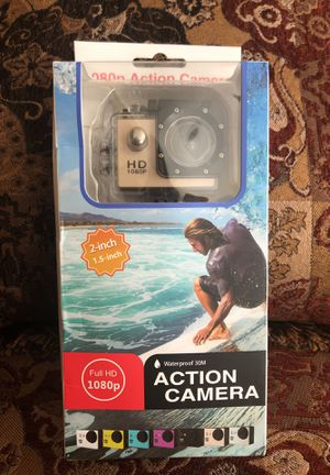 1080p Action Camera for Sale in Menifee, CA