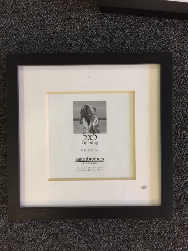 Picture frames (from Aaron brothers) (Home & Garden) in Huntington ...
