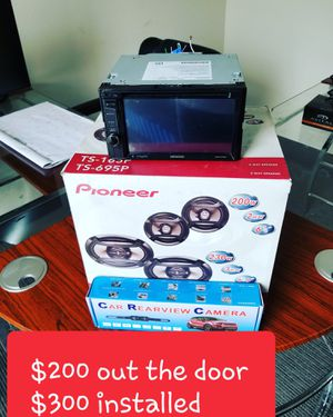 Complete car stereo system for Sale in Highland, CA