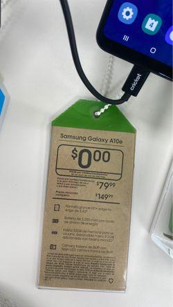 Samsung Galaxy A10e Thumbnail