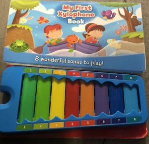 My First Xylophone Book by Sergio Szwarcberg for Sale in Manassas, VA