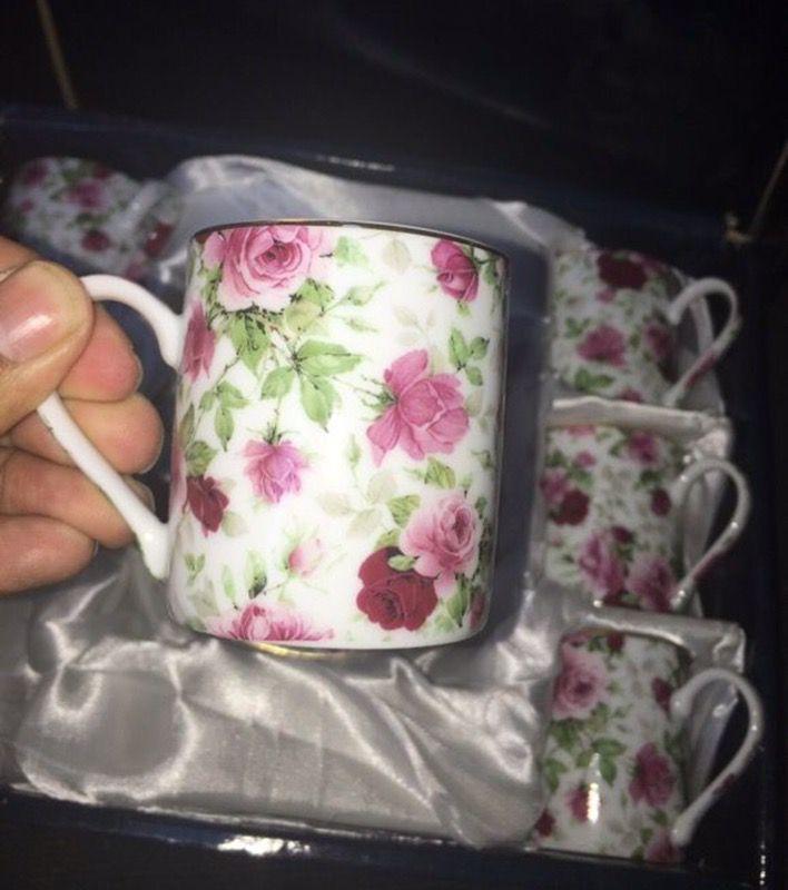 Brand new mini tea set