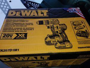 Dewalt Brushless Drills kit brand new in box for Sale in Winter Springs, FL