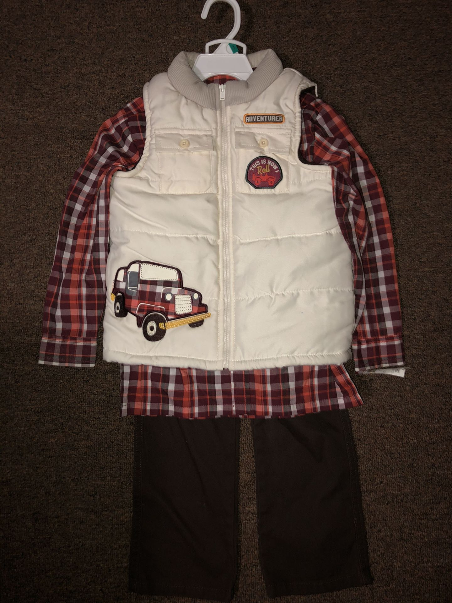 Boy Clothes ranging from 3T-5t
