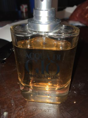 Armani cologne for Sale in Houston, TX