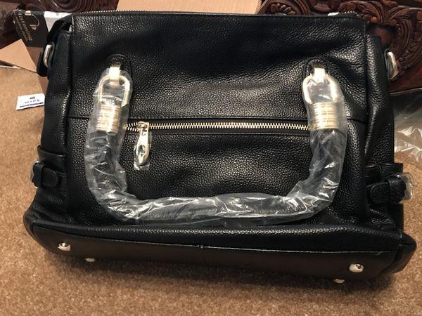 0077bd12a3 BIG SALE-AINIMOER Womens Soft Vintage Genuine Leather Tote Shoulder Bag  Top-handle Crossbody Handbags Ladies  Messenger Purse(Black)