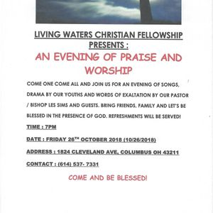 Praise and worship event for Sale in Columbus, OH