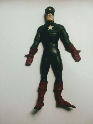 1966 Captain America Super Flex Marvelmania Figure for Sale in Emmaus, PA