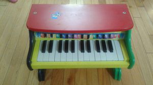 Melissa & Doug Learn-to-play Piano for Sale in Gaithersburg, MD