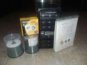 Produplicator DVD/CD 5 slot Duplicator for Sale in Huntsville, AL