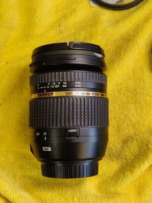 For Canon Tamron 17-50 2.8 VC for Sale in Chicago, IL