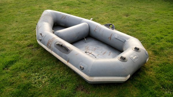 AVON inflatable boat for Sale in Everson, WA - OfferUp