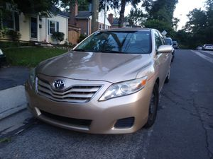2011 Toyota Camry LE 4 Doors 4 cylinders 84 K miles original for Sale in Falls Church, VA