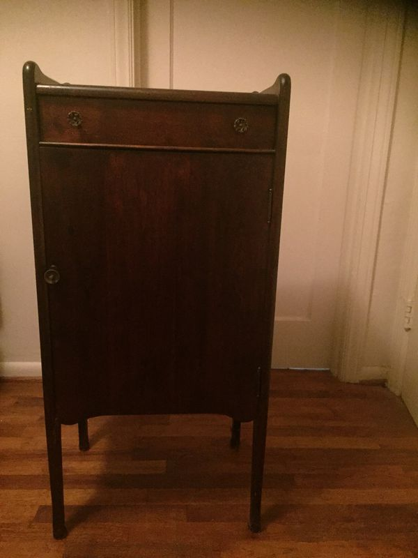 - Antique Music Cabinet - Early 1900's (Antiques) In Seattle, WA - OfferUp