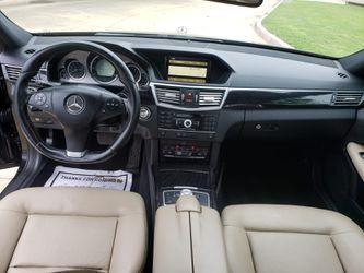 2011 Mercedes-Benz E-Class Thumbnail
