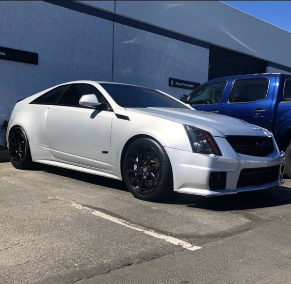 Cadillac CTSV For Sale In Los Angeles, CA