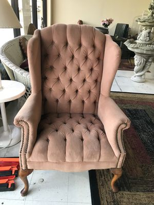 New And Used Wingback Chair For In Orange Park Fl