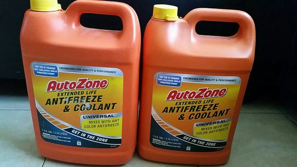 Autozone antifreeze & coolant for Sale in Turlock, CA - OfferUp