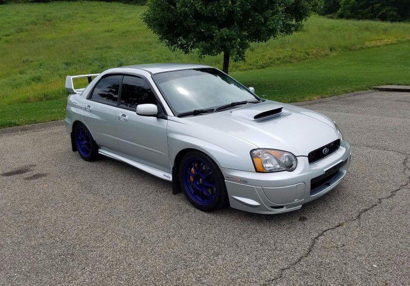 For'Sale'Subaru Impreza'URGENT