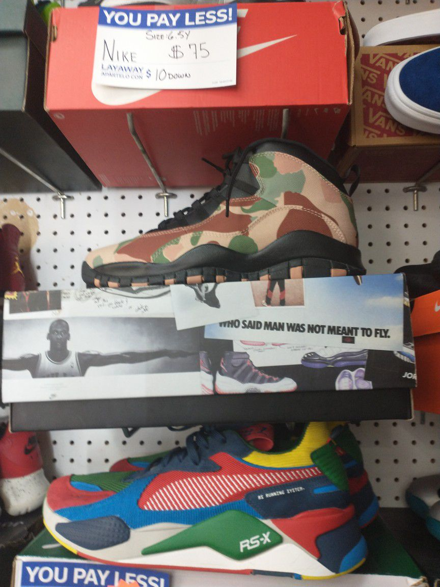 Jordans 10.5